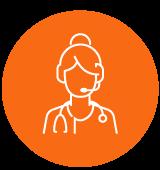 Vorbesprechungstermin bei einem Online-Hausarzt